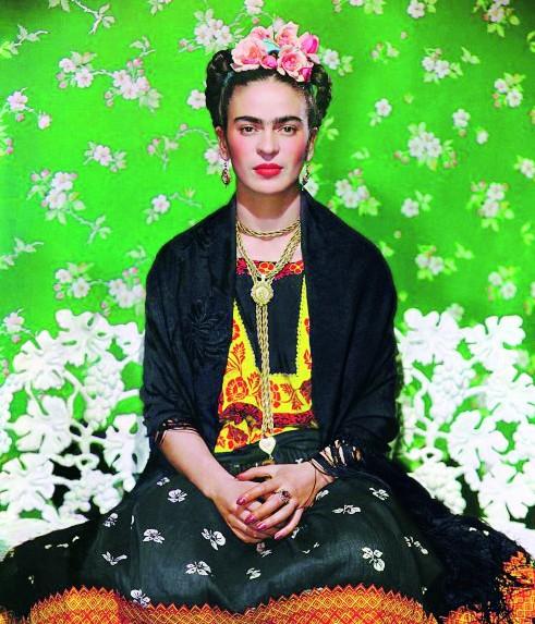 A pintora mexicana Frida Kahlo, que marcou época, transgredindo regras; exposição em Cruzeiro em agosto (Foto: Reprodução)