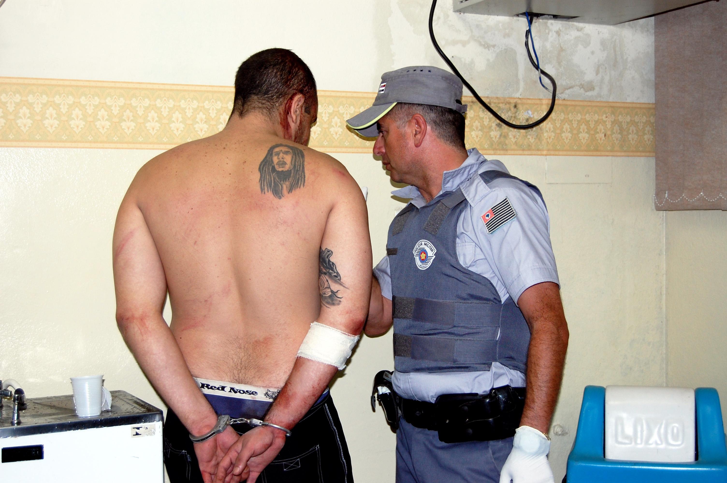 Prisões da Policia Militar aumentaram nos últimos meses na região; cidades buscam maior policiamento (Foto: Arquivo Atos)