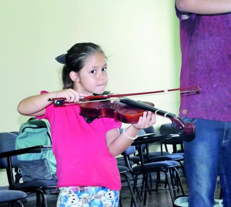 Sem vagas, Lorena busca ampliação do Projeto Guri