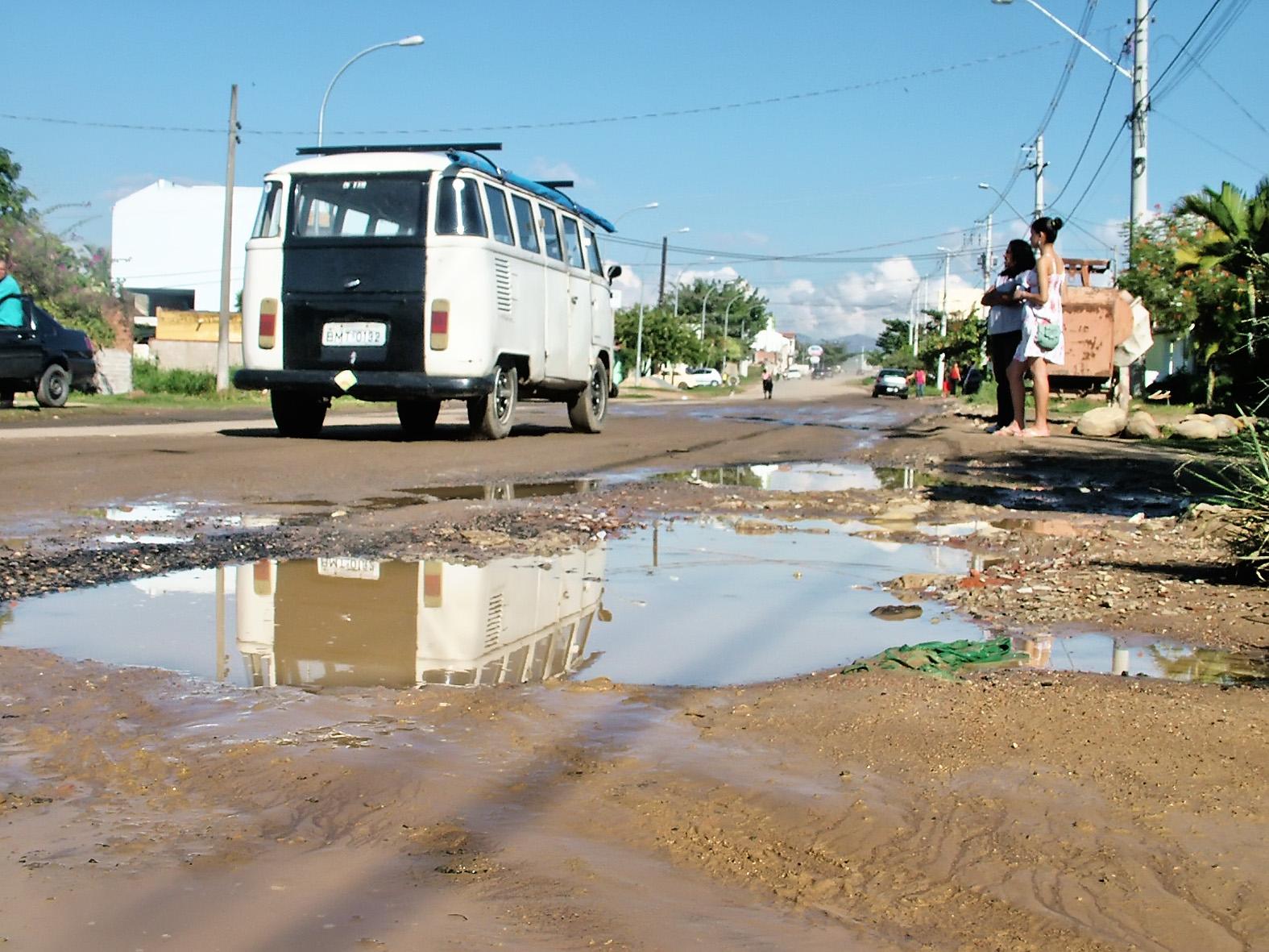 Famílias de bairros de Guará sofrem com a falta de atenção nos últimos anos; município foca legalização (Foto: Arquivo Atos)