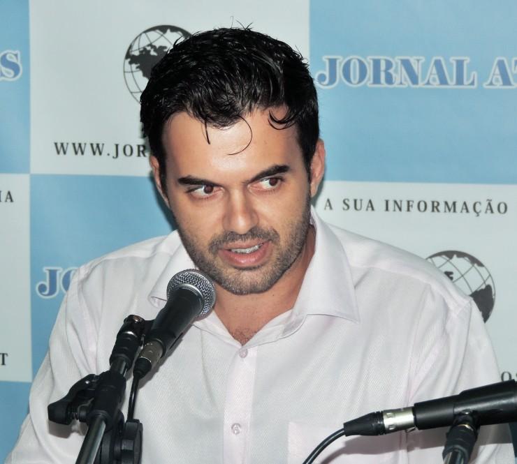 Thales prioriza negociações para amenizar obstáculos na administração de Cruzeiro