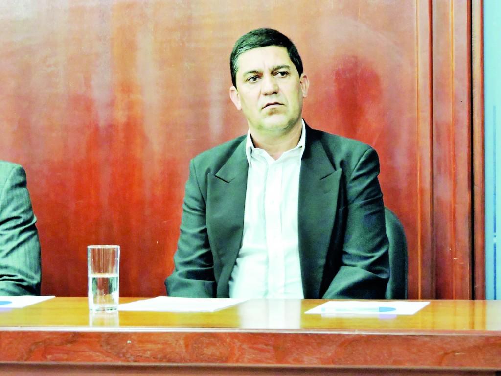 O prefeito Edson Mota que teve suas contas de 2014, rejeitadas pelo Tribunal (Foto: Arquivo Atos)