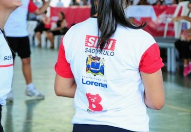 Lorena e Sebrae retomam esporte gratuito para jovens