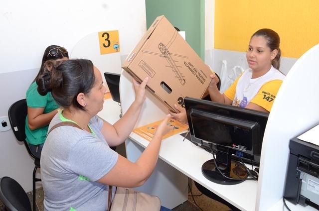 Entrega de conversores de TV digital em programa de parceria entre cidades e Anatel; Seja Digital promete atender 148 mil famílias na região (Foto: Reprodução)