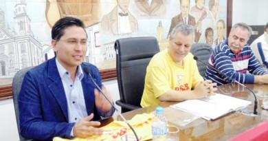 Regis Yasumura, João Pita e Miguel Sampaio