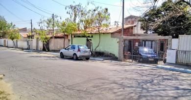 Casas do bairro Santa Terezinha; processo determinou retirada de setenta famílias em até trinta dias (Foto: Colaboração)