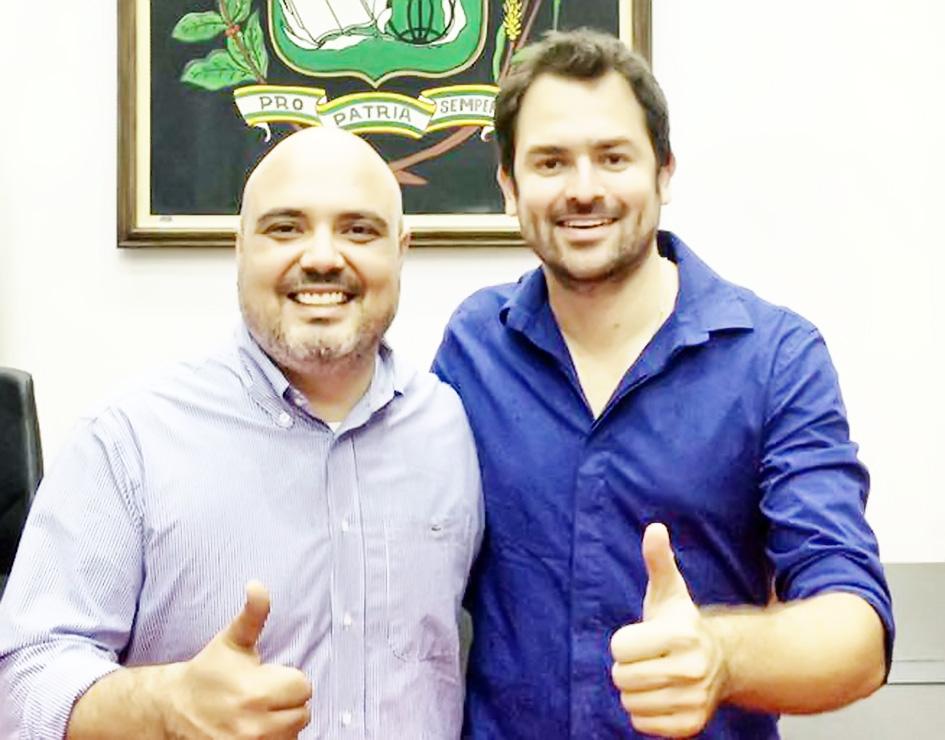 Danilo e Rafael Goffi