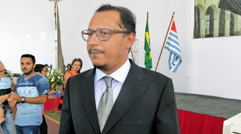 Paulo Vieira, voto vencido nas discussões sobre aumento de cadeiras (Foto: Arquivo Atos)