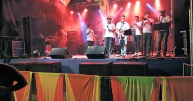 Show do festival em Silveiras no último ano (Foto: Divulgação)
