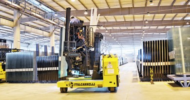 Indústria foi setor que impulsionou Lorena, uma das cidades com destaque positivo na geração de empregos em 2017, de acordo com Caged (Foto: Arquivo Atos)