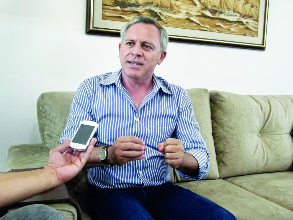Ex-prefeito de Potim, Benito Thomaz assassinado em 2014; julgamento de réus é adiado (Foto: Arquivo Atos)