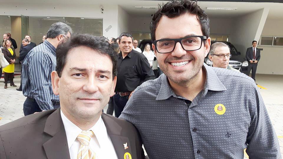 Joffre Neto e Thales Gabriel