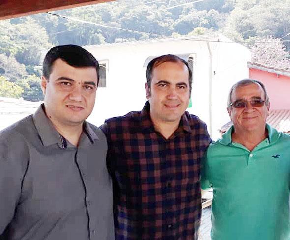 Danilo, Toto e Torrada