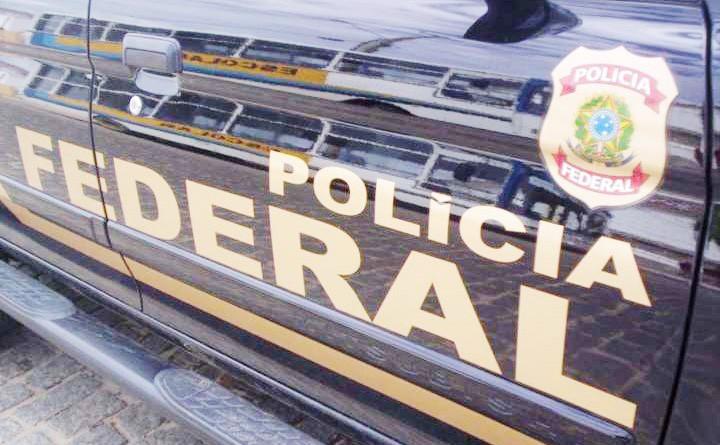 A Polícia Federal, que desmantelou esquema que fraudava o PIS; operação de alcance nacional teve início na região com trabalho em Lorena (Foto: Arquivo Atos)