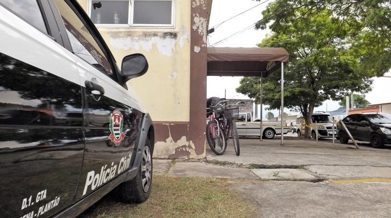 Delegacia de Lorena, uma das cidades com os piores índices de criminalidade no Estado; Vale do Paraíba continua em destaque negativo (Foto: Divulgação)