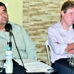 Francisco Carlos e Junior Filippo negam falhas em contrato prestação de serviços na água e esgoto