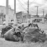 Prefeitura contrata nova frota para reforçar serviços de coleta de lixo nas ruas de Guará