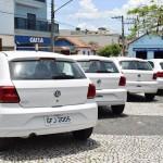 Potim e Silveiras recebem carros para reforçar frota da rede pública de saúde