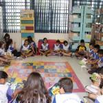 Escolas de Guaratinguetá recebem doação de 2,3 mil livros infantis do Instituto Ayrton Sena