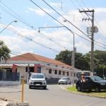 Implantação de fibra óptica para câmeras de monitoramento continua em Guará