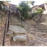 Moradores de área de risco pedem inclusão em grupo de casas populares de Cachoeira
