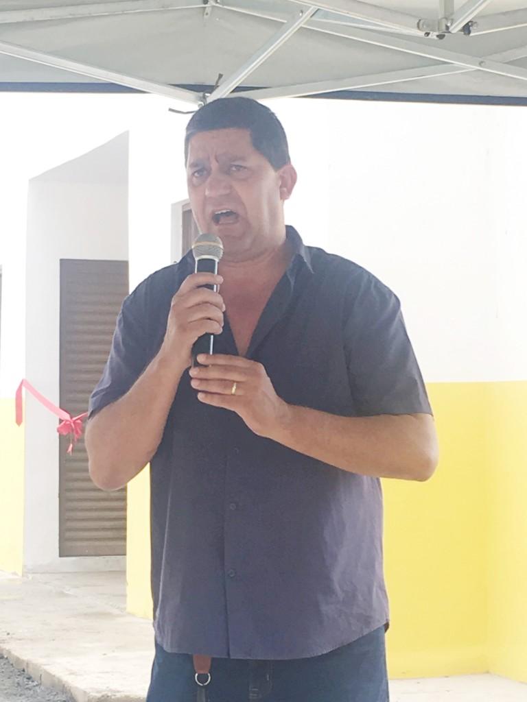 Edson Mota: corte de estagiários (Foto: Jéssica Dias)