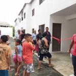 Entrega de apartamentos beneficia 12 famílias do bairro Santa Terezinha, em Cachoeira Paulista