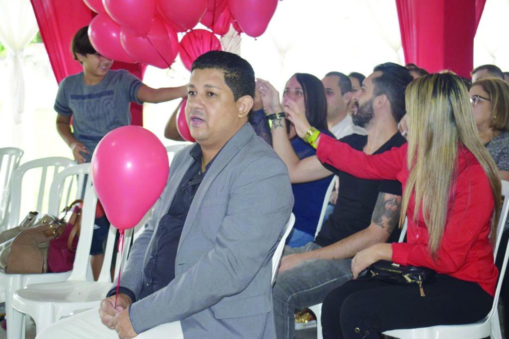 O vereador Márcio de Cássio Raymundo, que denunciou ameaças (Foto: Reprodução)