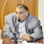 Wadê eleito pela terceira vez para presidência da Câmara de Aparecida