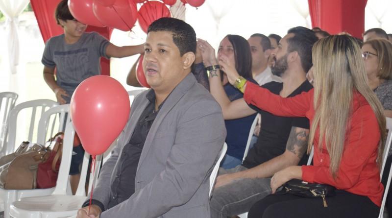 O presidente da Câmara de Potim Márcio Raymundo, eleito no dia 14 (Foto: Reprodução)
