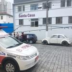Parceria entre Prefeitura e EDP modernizam sistema de iluminação da Santa Casa de Cruzeiro