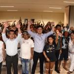 Ubatuba e guaranis protestam contra municipalização da saúde indígena