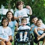 Caminhada da Inclusão nas ruas de Cruzeiro incentiva reflexão para causas da pessoa com deficiência