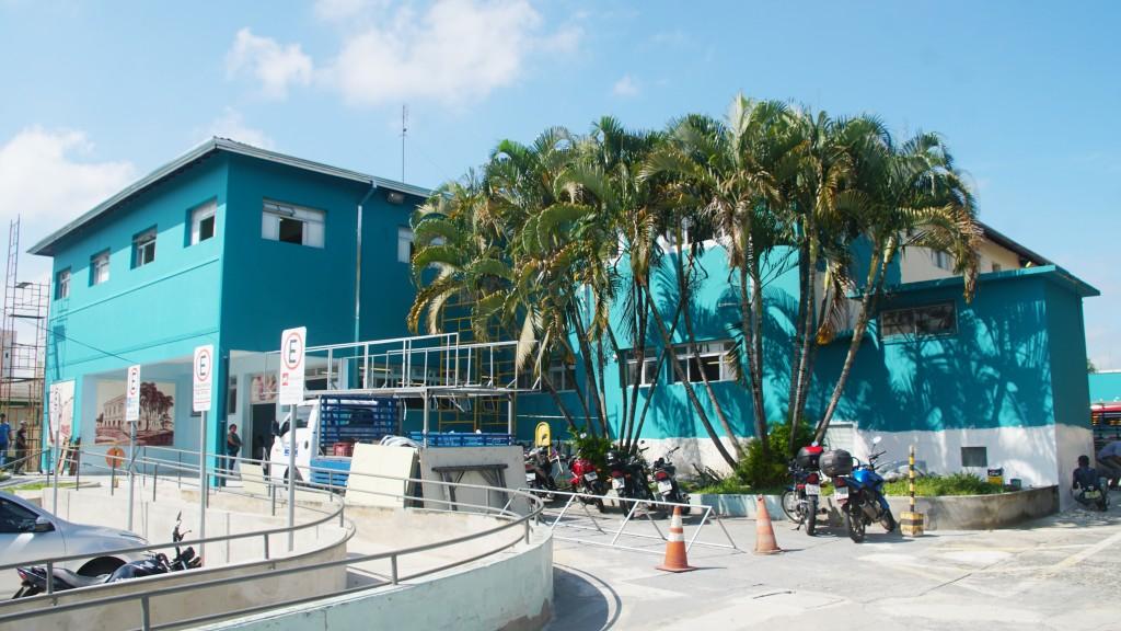 Santa Casa e Pronto Socorro de Pindamonhangaba, que passa por reforma e deve ser entregue em maio (Foto: Divulgação PMP)