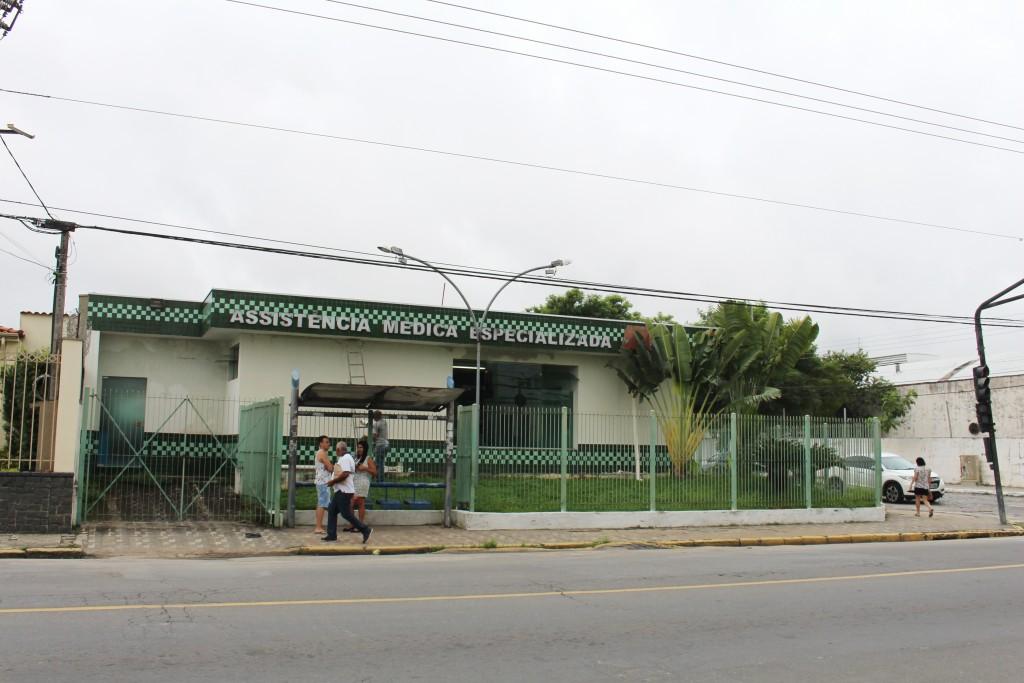 Busca por vacinação em posto de assistência médica especializada (Foto: Juliana Aguilera)