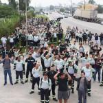 Acordo garante fim da greve de funcionários da Tenaris, em Pinda