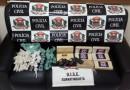 Polícia Civil apreende quase dez quilos de drogas em Lorena