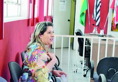 Erica Soler espera por extraordinária para garantir R$ 6,5 milhões de pavimentação em Potim