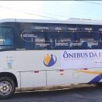 Parceria em Aparecida e Guará criam Ônibus da Fé