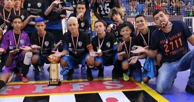 Bicampeão paulista, Família Futsal realiza evento de arrecadação de fundos em Lorena