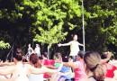 Projeto em Pinda leva yoga ao ar livre para todas as idades