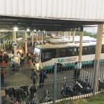 Passageiros esperam melhorias com nova gestora da rodoviária de Guará