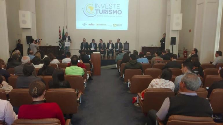 Seminários Investe Turtismo que contou com representação regional; Litoral Norte é beneficiado com (Foto: Reprodução PMU)