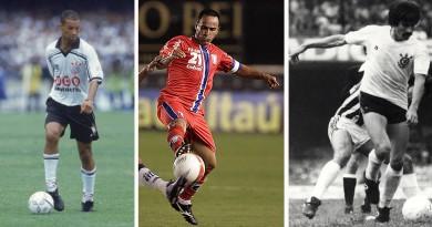 Guará recebe confronto entre Amigos do Nenê e Seleção Paulista de Futebol Master