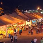 Feira das Nações tem gastronomia internacional em Ubatuba