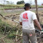 Codesg é denunciada por falta de equipamentos de proteção individual e condições de trabalho