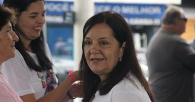 Justiça determina exoneração do marido de Dina em Aparecida