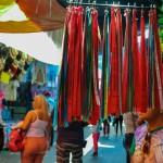 Dívida com Prefeitura pode cassar bancas na feira de Aparecida