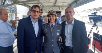 Polícia Militar nomeia primeira mulher para comandar região contra a violência