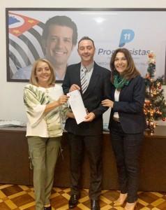 Lucia, Renato Marton e Cristina